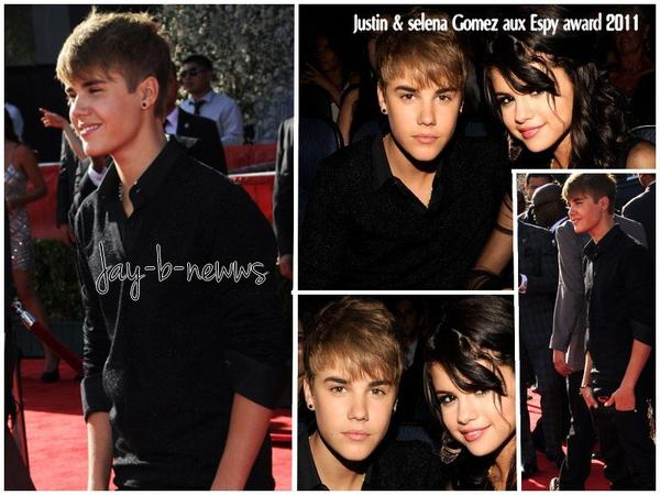 Justin Bieber au ESPY Awards 2011