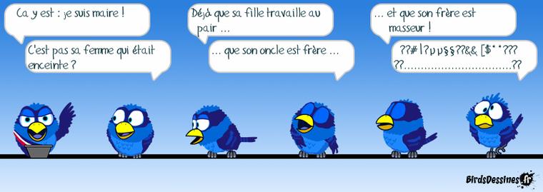 toujours.. les petits bleus ..!