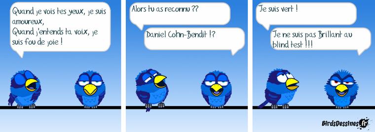Mardi bleu