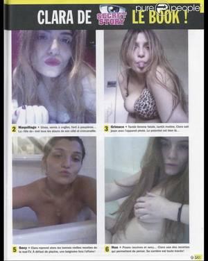 NEWS 27/08: #SS7 --> Florine favorisée et Clara nue sur le Web!