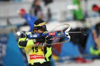 Oestersund: Poursuite H: Martin Fourcade au sprint !