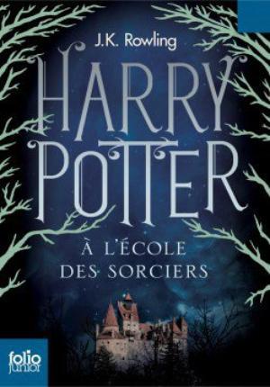"""Harry Potter à l'école des sorciers"" de J.K.Rowling"