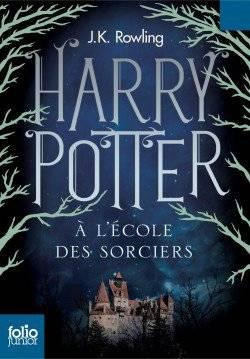 """""""Harry Potter à l'école des sorciers"""" de J.K.Rowling"""
