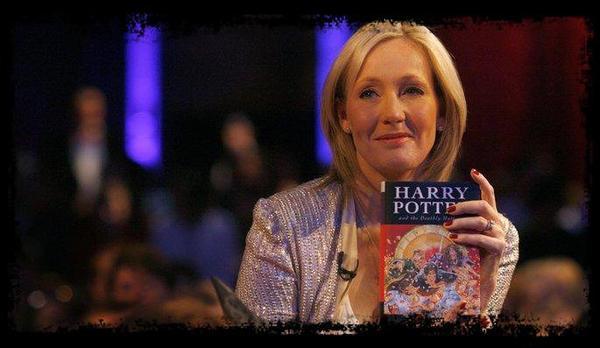 Présentation de l'écrivain J.K.Rowling