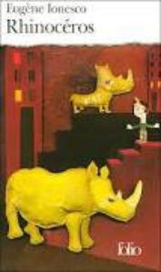 Rhinocéros - Eugène Ionesco