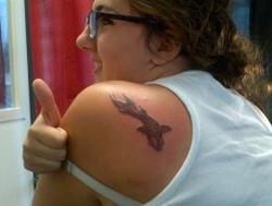 Mon tatouage !! TADAAAAAAAAAAMMMM