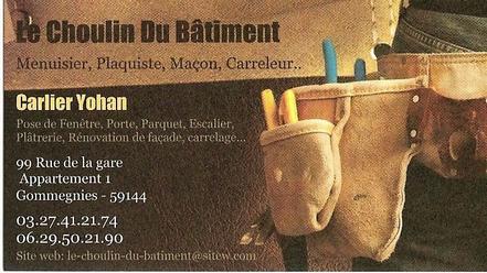Le Choulin Du Bâtiment...