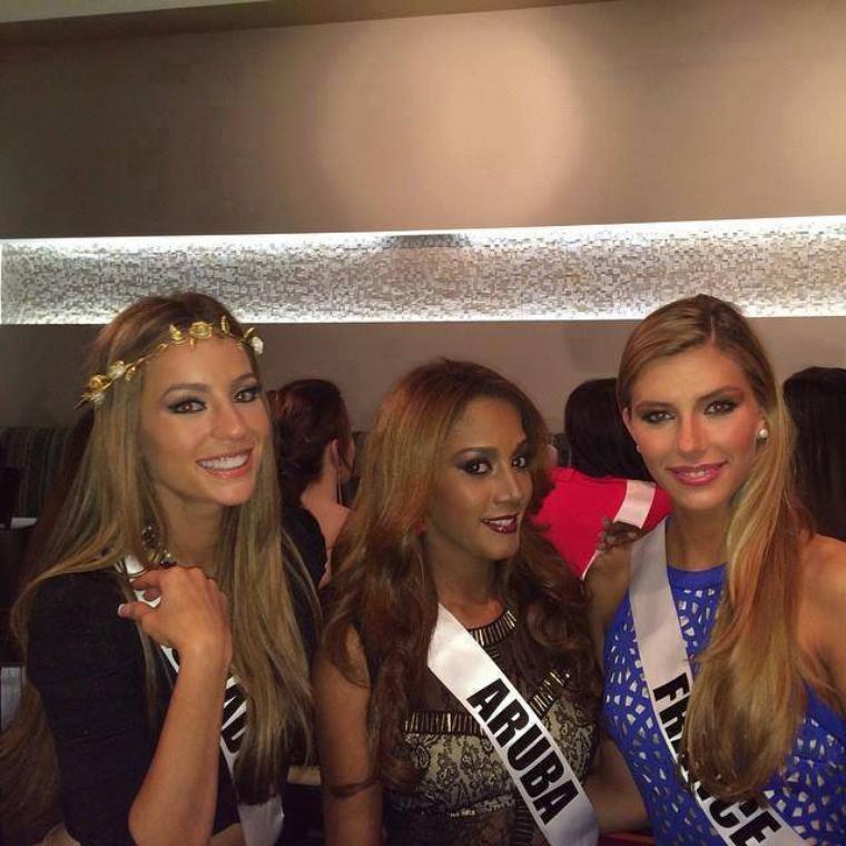 Gala - Miss Univers 2014