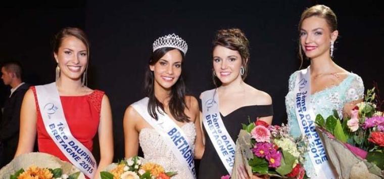 Miss Bretagne : Eugénie Journée déstituée