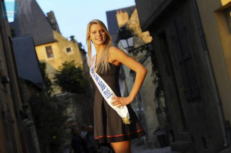Photos officielles Miss Pays de Loire 2015