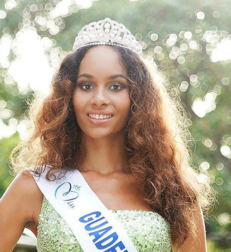 Photos officielles Miss Guadeloupe 2015