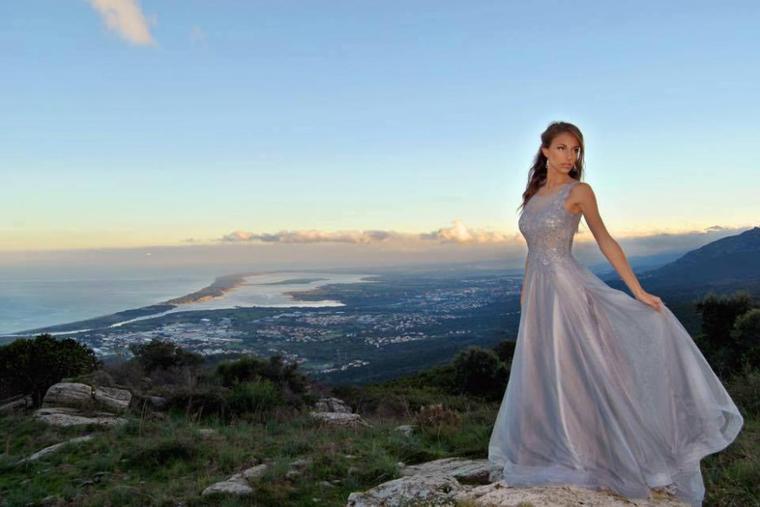 Photos officielles Miss Corse 2015