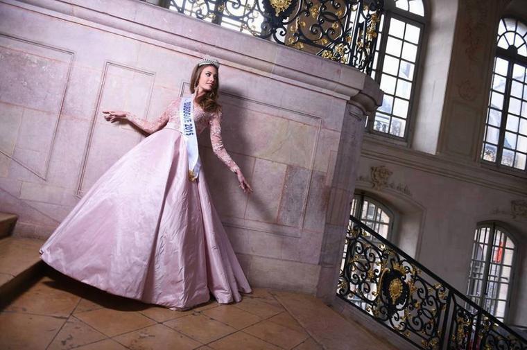 Photos officielles Miss Bourgogne 2015