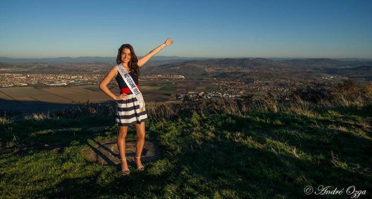 Photos officielles Miss Auvergne 2015