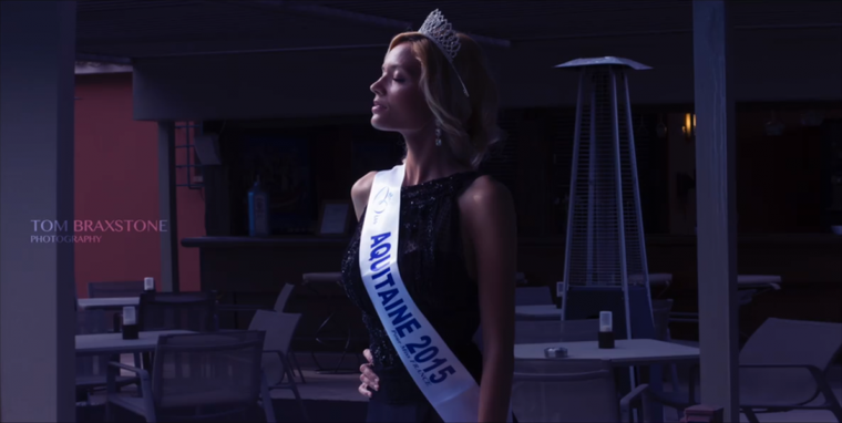 Photos officielles Miss Aquitaine 2015