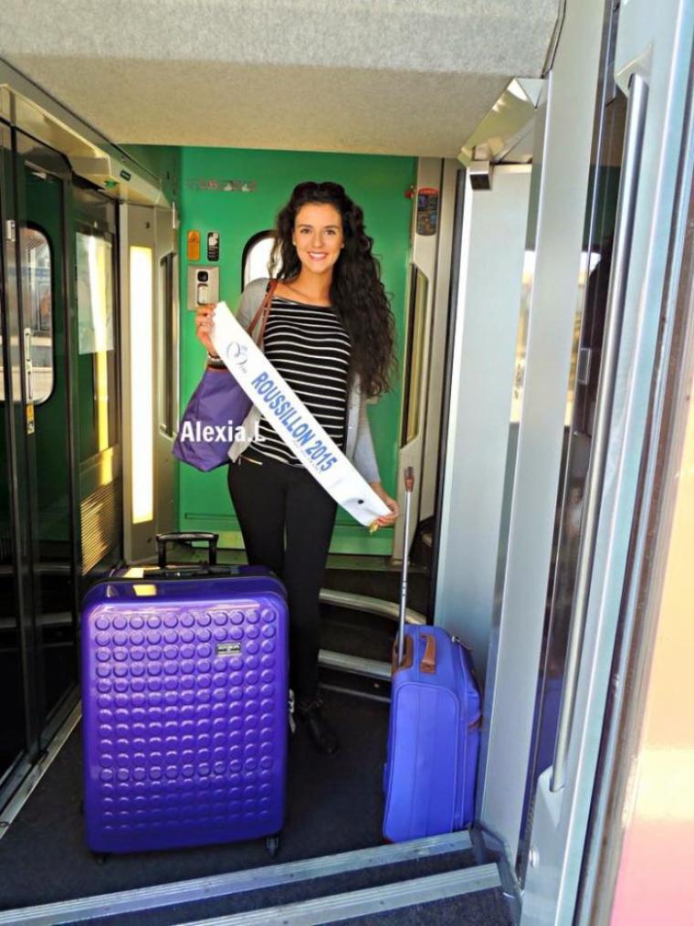 Départ pour l'aventure Miss France 2016 !