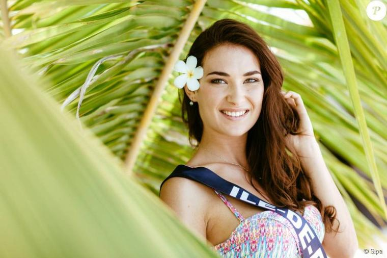 Photos officielles Miss Ile de France 2015