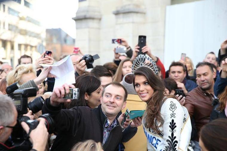 Iris Mittenaere - Miss France 2016