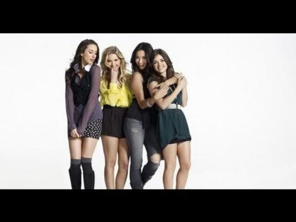 Pretty Little Liars ♥ :)