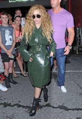 Lady Gaga - 22 Août