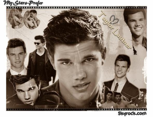 Taylor Lautner = Beau Gosse $)