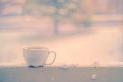 """""""  L'effet primitif du café …. """""""