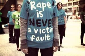 Le viol ça tue, ça vole une vie...