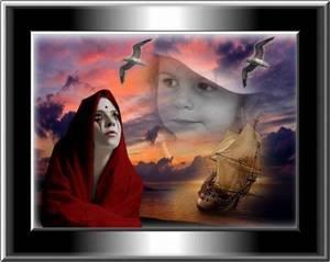 BON ANNIVERSAIRE A NOTRE PETITE FILLE MELYNA                      photo mis le 8 01        MERCI A MON AMIE  NICKY 98 ET VIRIPIERRE