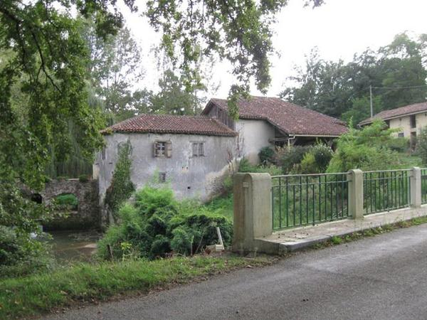 Le moulin du Gageat