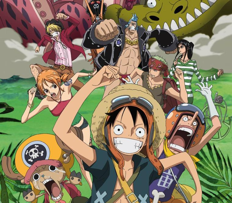 One Piece Strong World (image)