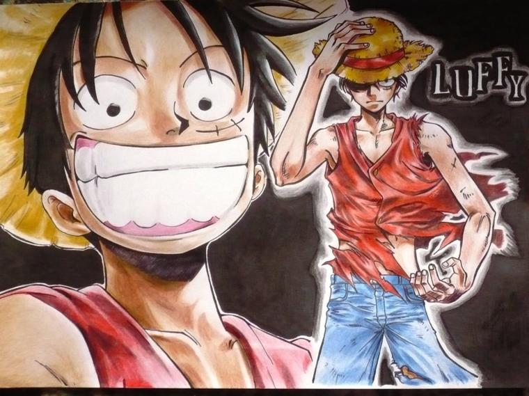 Luffy (suite)