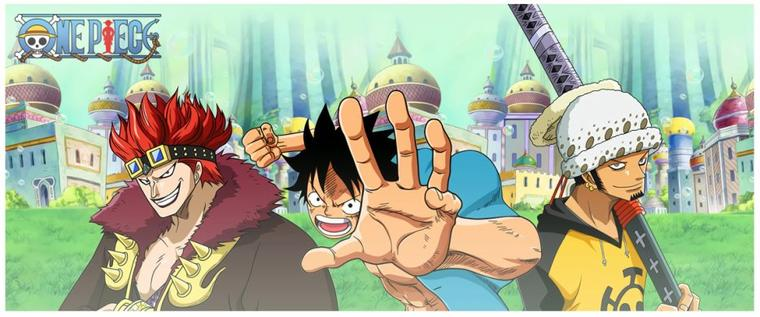 One Piece divers 6