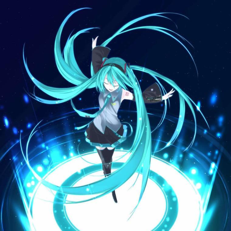 Miku Hatsune ;) ♥ ♪ ♫