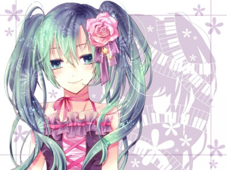Miku Hatsune ;) ♥ ♪ ♫ (suite)