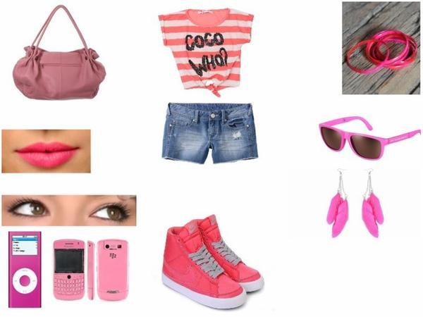 Look Pink Street