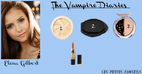TVD - Elena Gilbert Makeup