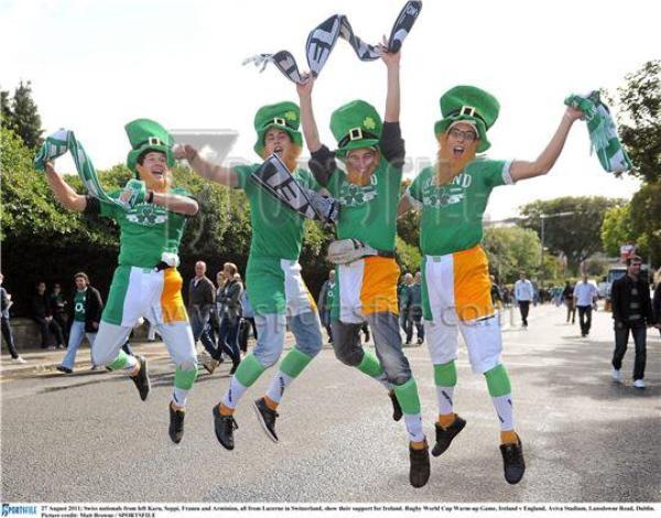 Corn an Domhain  :) Coupe du Monde  :)