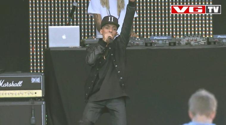 Let Me Know (Live) - Stavanger / VG-Lista Topp 20