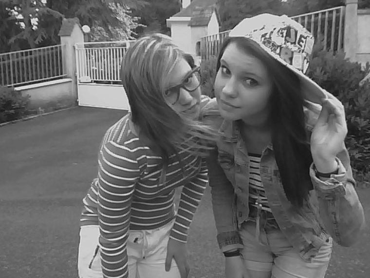 Lisa et Laurie ♥