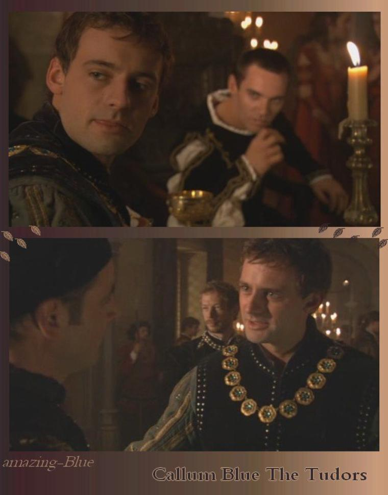 Callum Blue dans The Tudors