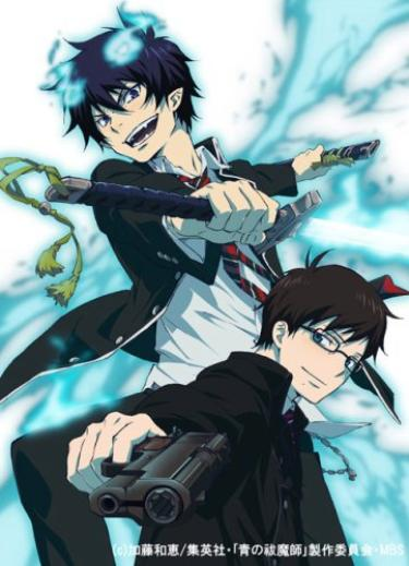 ao no exorcist !