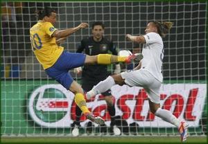 Attaquant : Zlatan Ibrahimović / 2011-2012