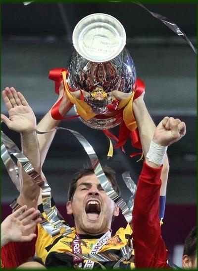 Gardien - Iker Casillas / 2012