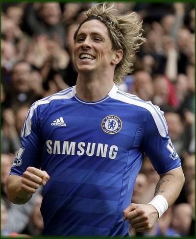 Attaquant - Fernando Torres / 2011-2012