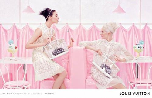 EXQUISITE SHOOTING_Campagne S/S2012_Louis Vuitton