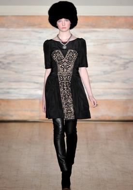 Fashion Week Londres_18 février