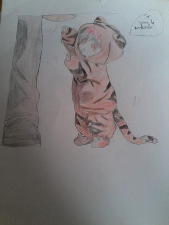 voici mes dessin