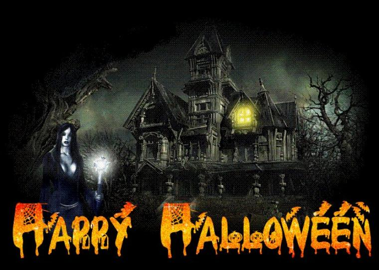 Histoire d'halloween Jack-o-lantern.
