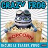 Illustration de 'Crazy Frog - Popcorn'