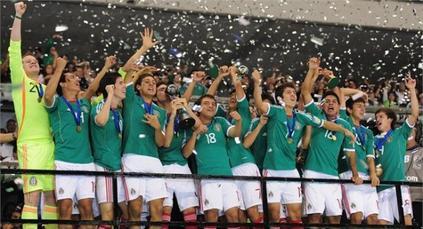 La coupe du Monde U17 pour le Mexique